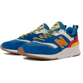 (NB公式)【ログイン購入で最大8%ポイント還元】 ユニセックス CM997H FB (ブルー) スニーカー シューズ 靴 ニューバランス newbalance