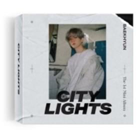 BAEKHYUN (EXO)/1st Mini Album: City Lights (Kihno Album)(Ltd)