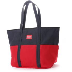 マンハッタンポーテージ Manhattan Portage Tompkins Tote Bag (D.Navy/Red)