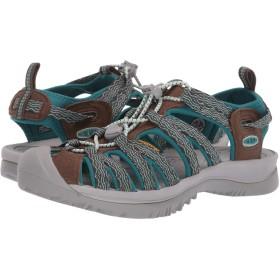 [キーン] レディースサンダル・靴 Whisper Canton/Bayou 6 (23cm) B - Medium [並行輸入品]