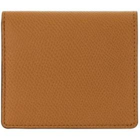 [フィーコ] 二つ折り財布 イニッジィオ 【40】キャメル