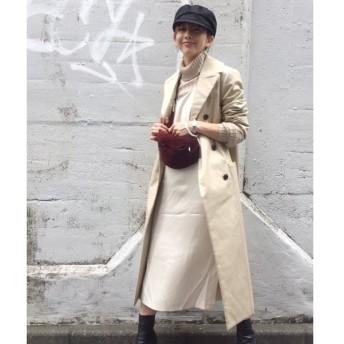 aquagirl / アクアガール トレンチ風中綿コート