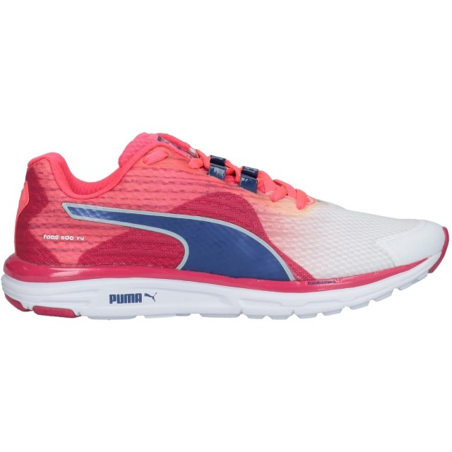 《期間限定セール開催中!》PUMA レディース スニーカー&テニスシューズ(ローカット) ピンク 5.5 紡績繊維