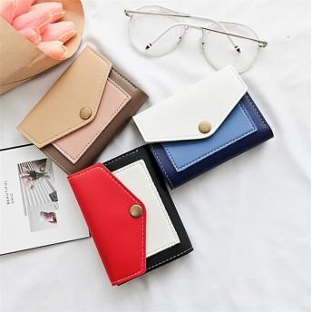 スリムwallet \長財布・小銭入れ/ 韓国ファッション 財布 レディース 使いやすい 革 レザー 薄い ミニ財布