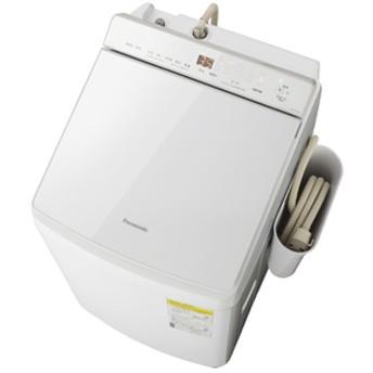 パナソニック10.0kg洗濯乾燥機オリジナル シルバーNA-F10WE7-S
