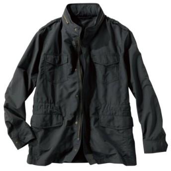 ミリタリーデザインブルゾン (袖。丈短めサイズ) ジャケット・ブルゾン, Jackets, 外套