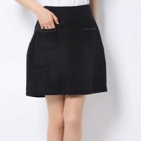 デシグアル Desigual スカートショート JACKIE (グレー/ブラック)