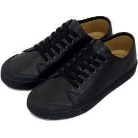[スプリングコート] G2S-V5 G2 Leather (G2レザー) レディース ローカットスニーカー BLACK (ブラック) SPC025-39-約24.5cm-25.0cm