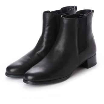 ラファム L'famme ショートブーツ (ブラック)