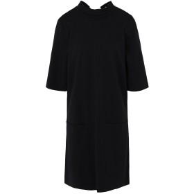 《セール開催中》FREE PEOPLE レディース ミニワンピース&ドレス ブラック XS レーヨン 68% / ナイロン 28% / ポリウレタン 4% WESTHILL MINI