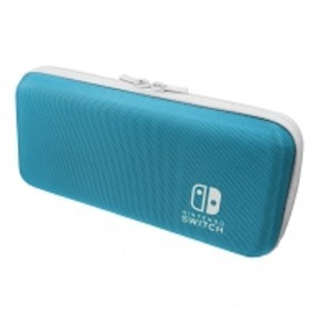 Game Accessory (Nintendo Switch)/Hard Case For Nintendo Switch Lite セルリアンブルー