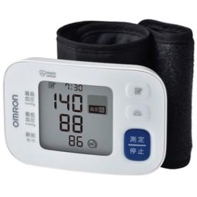 オムロン自動血圧計ホワイトHEM-6180