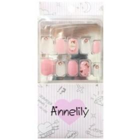 ウイング・ビート ネイルチップ Annelily ANL-001