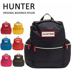 (ハンター) HUNTER バッグ バックパック UBB6017ACD 【ORIGINAL BACKPACK NYLON】 MILITARY RED [並行輸入品]