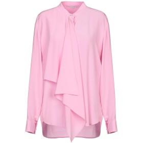 《セール開催中》STELLA McCARTNEY レディース シャツ ピンク 42 シルク 100%