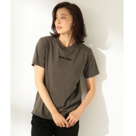 [マルイ] 【洗える】フロッキーロゴ Tシャツ/エニィファム(any FAM)