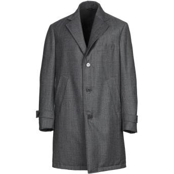 《期間限定セール開催中!》TOMBOLINI メンズ ライトコート 鉛色 50 バージンウール 100%