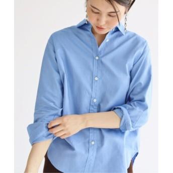 IENA レギュラーカラーシャツ