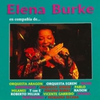 Elena Burke/En Compania De: エレーナ ブルケ & アミーゴス