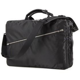 カバンのセレクション 吉田カバン ポーター リフト ビジネスバッグ 3WAY ビジネスリュック メンズ B4 PORTER 822 07561 ユニセックス ブラック 在庫 【Bag & Luggage SELECTION】