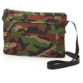 50%OFF Y'SACCS(bag) (イザック(バック)) ファイバーリップサコッシュ カーキ