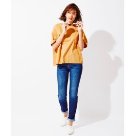 Levi's 【涼しいジーンズ】「312 COOL」 SHAPING(シェイピング)スリムデニムパンツ レディース 濃加工色