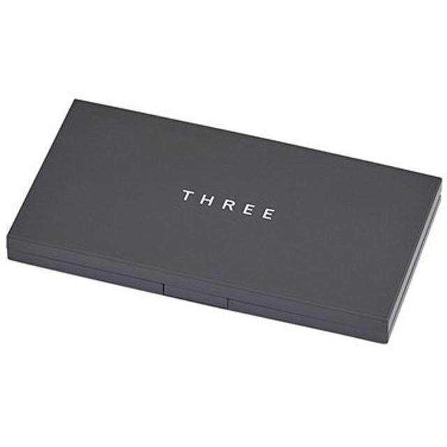THREE スリー プリスティーンコンプレクションパウダーファンデーションケース