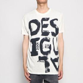 デシグアル Desigual Tシャツショートスリーブ DIRIAN (ブルー)