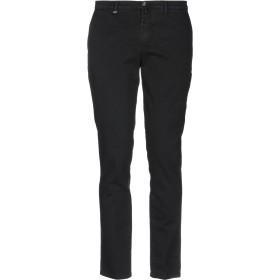 《期間限定セール開催中!》QUOTA OTTO メンズ パンツ ブラック 44 コットン 98% / ポリウレタン 2%
