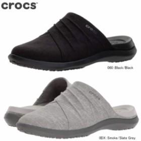クロックス サンダル カプリ ミュール ウィメンズ 205277 crocs Womens レディース