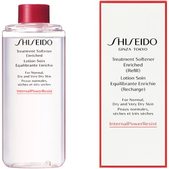 [資生堂]SHISEIDO スキンケア トリートメントソフナー エンリッチド (レフィル) 化粧水