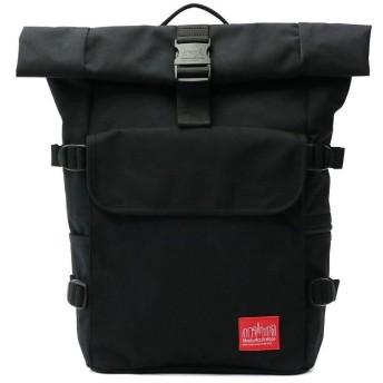 ギャレリア マンハッタンポーテージ リュック Manhattan Portage バックパック Silvercup Backpack JR A4 ロールトッ ユニセックス ブラック F 【GALLERIA】