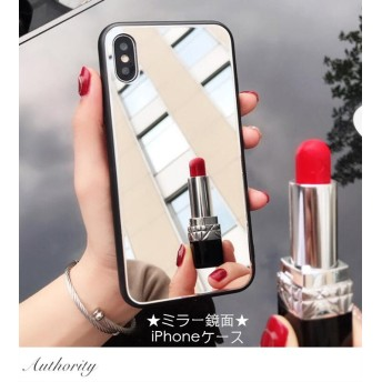 iPhoneケース 送料込 iPhone6/6s iPhone6plus/6splus iPhone7/8 iPhone7plus/8plus iPhoneX XS Max XR スマホケース ミラー