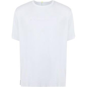 《セール開催中》TOMMY SPORT メンズ T シャツ ホワイト S ポリエステル 100% OVERSIZED T-SHIRT