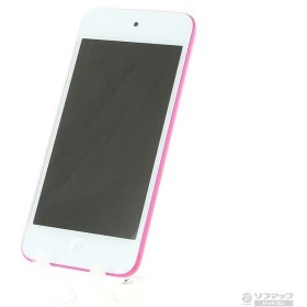 〔中古〕Apple(アップル) iPod touch 32GB (2015/ピンク) MKHQ2J/A