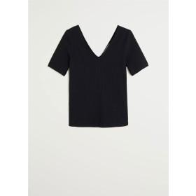 Tシャツ - PICO (ブラック)