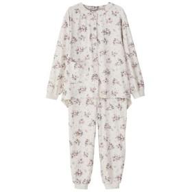 大きめボタンパジャマ(婦人) ピンク S 89601-04