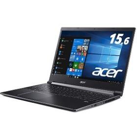 ACER エイサー ゲーミングPC (Core i5-9300H/8GB/256GB SSD/ドライブなし/15.6型/Windows 10 Home/Office Home & Business 2019) A715-74G-A58U6/Fチャコールブラック)