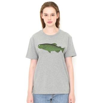 [マルイ] 【ユニセックス】コラボレーションTシャツ/フィッシュオン(柳原良平)/グラニフ(graniph)