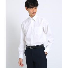 TAKEO KIKUCHI(タケオキクチ) マイクロドットブロードシャツ[ メンズ トップス シャツ ビジネス 結婚式 ノンアイロン ]