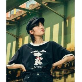 LIPSTAR / リップスター DISNEY-COLLECTION-DONALD DUCK-Tシャツ