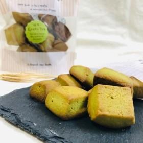 天然酵母パン屋が作る*手づくりクッキー【抹茶】BP不使用!