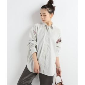 JOURNAL STANDARD 【WALK OF SHAME/ウォーク オブ シェイム】double sleeved shirt:シャツ ホワイト A 40