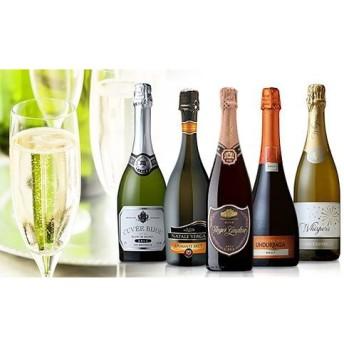 スパークリング5ヵ国飲み比べ5本セット 飲料・お酒 ビール・ワイン・お酒 ワイン(アソートセット) au WALLET Market