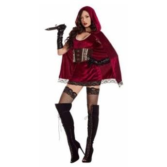 ハロウィン 衣装 大人 女性 コスプレ 赤ずきん メイドさん マント付き コスチューム 仮装 ハロウィーン服 変装 コスチューム パー
