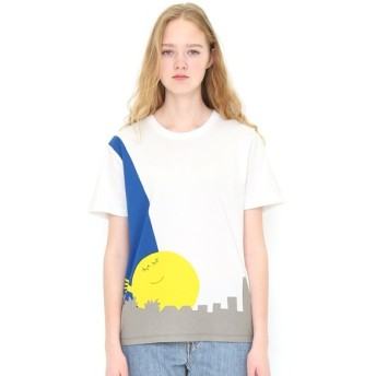 [マルイ] 【ユニセックス】コラボレーションTシャツ/あのほしなんのほし(柳原良平)/グラニフ(graniph)
