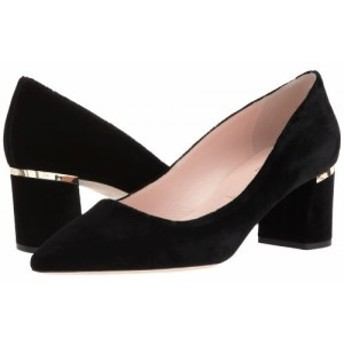 Kate Spade New York ケイト・スペード レディース 女性用 シューズ 靴 ヒール Milan Too Black Velvet【送料無料】