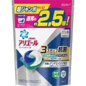 アリエール 洗濯洗剤 パワージェルボール3D 詰め替え 超ジャンボ(44コ入)