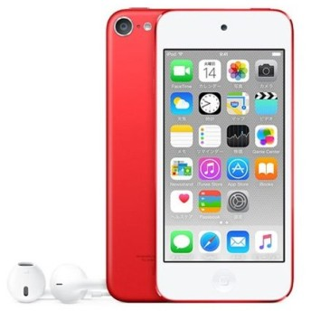 Apple 第6世代 iPod touch MKWW2J/A レッド/128GB