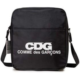 CDG ショルダーバッグ 斜め掛け バッグ 小物入れ 男女兼用 大容量